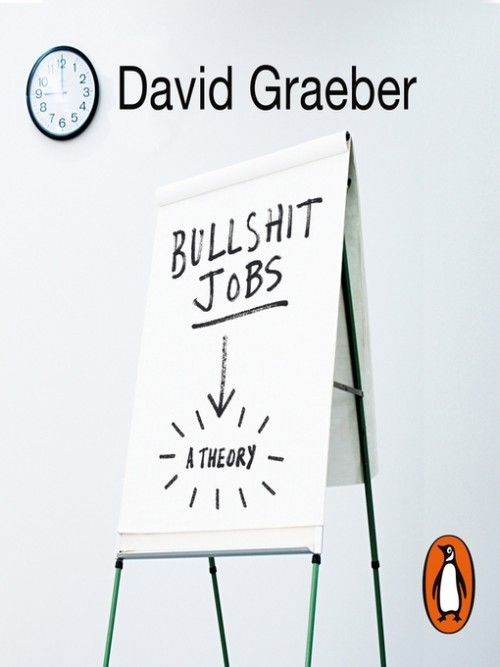 Bullshit Jobs Cover