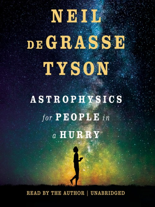 Astrophysics For People In A Hurry Cover