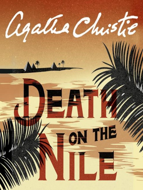 Death On the Nile Cover