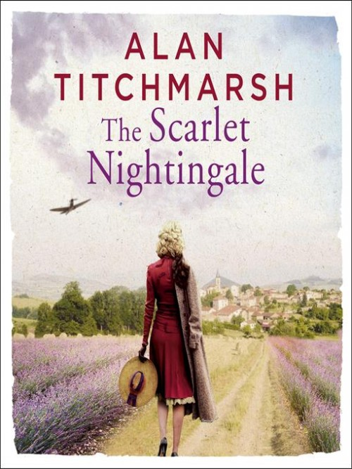 The Scarlet Nightingale Cover