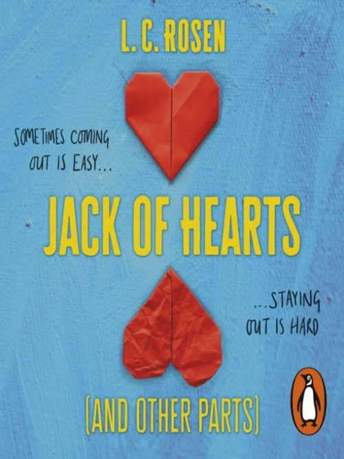 Jack of Hearts (and Other Parts) Cover