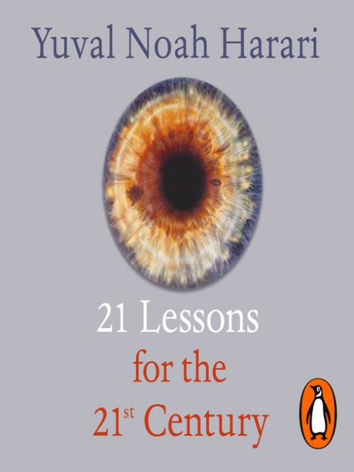 21 Lessons For the 21st Century Cover