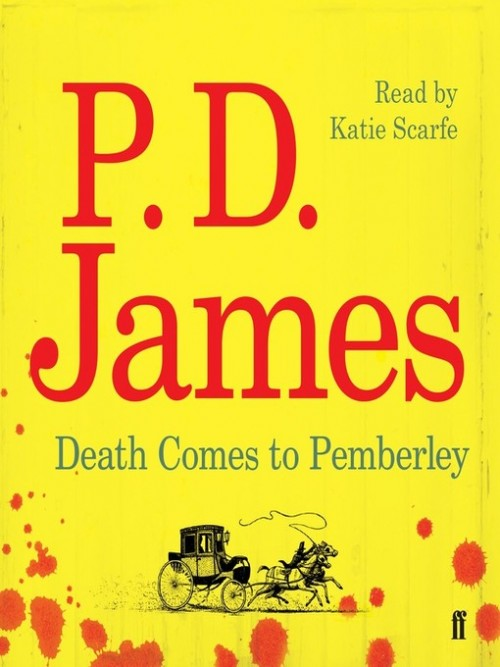Death Comes To Pemberley Cover