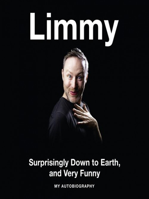 Surprisingly Down To Earth, and Very Funny: My Autobiography Cover