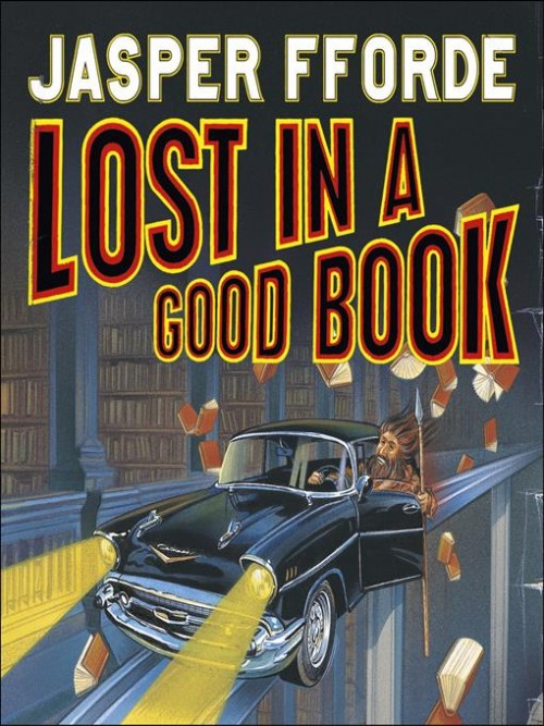 Lost In A Good Book Cover