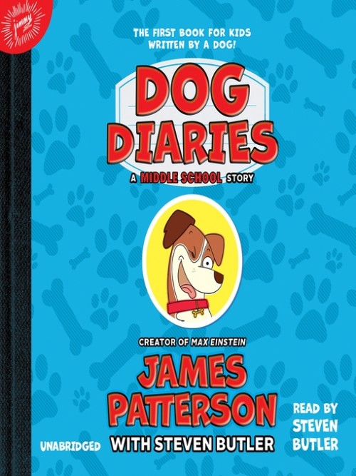 Dog Diaries: A Middle School Story Cover