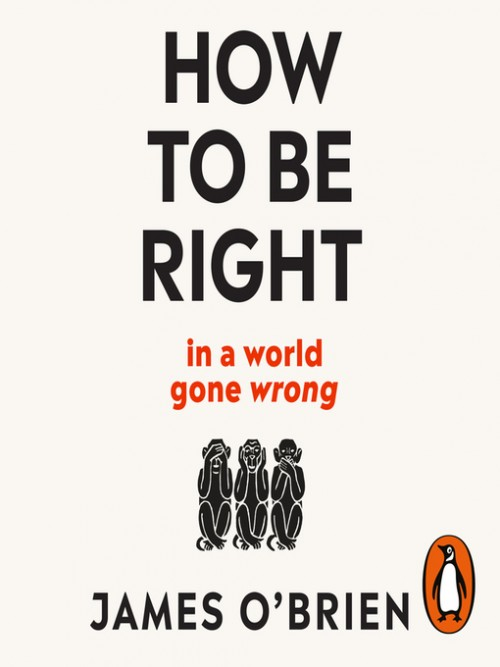 How To Be Right Cover