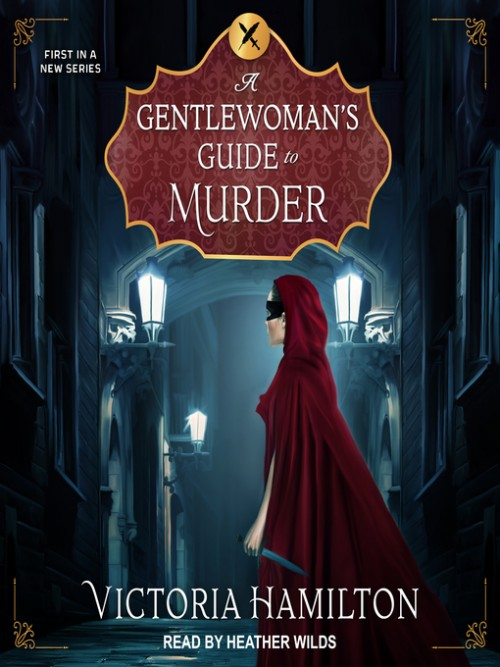 A Gentlewoman's Guide To Murder Book 1 Cover