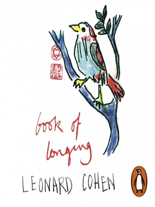 Book of Longing Cover