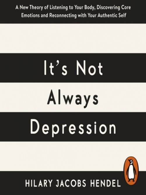 It's Not Always Depression Cover