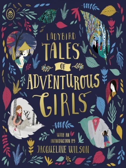 Ladybird Tales of Adventurous Girls Cover