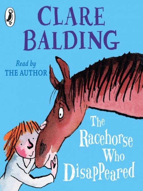 Charlie Bass Series Book 2: The Racehorse Who Disappeared Cover