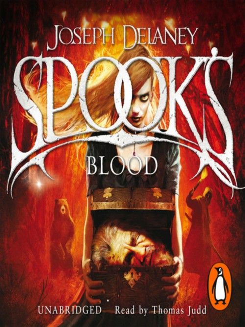 The Last Apprentice Book 10: The Spook's Blood Cover