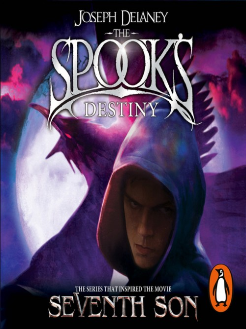 The Last Apprentice Book 8: The Spook's Destiny Cover