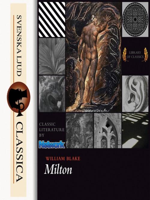 Milton, A Poem Cover