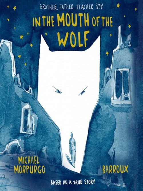 In the Mouth of the Wolf Cover