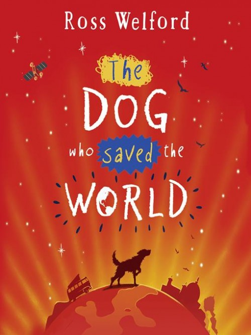 The Dog Who Saved the World Cover