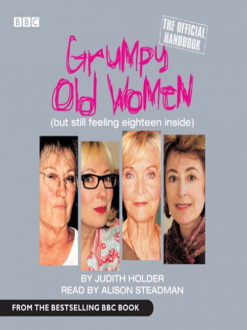 Grumpy Old Women Cover