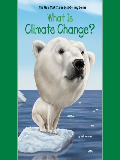 What Is Climate Change? Cover