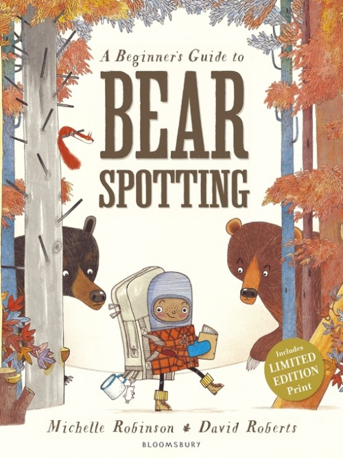 A Beginner's Guide To Bearspotting Cover