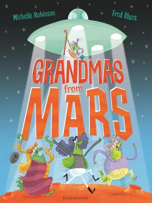 Grandmas From Mars Cover