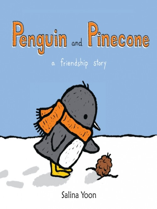 Penguin and Pinecone Cover