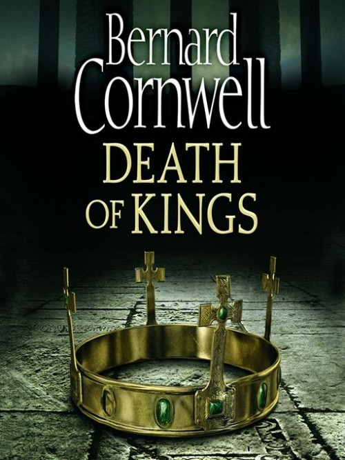 The Last Kingdom Book 6: The Death of Kings Cover