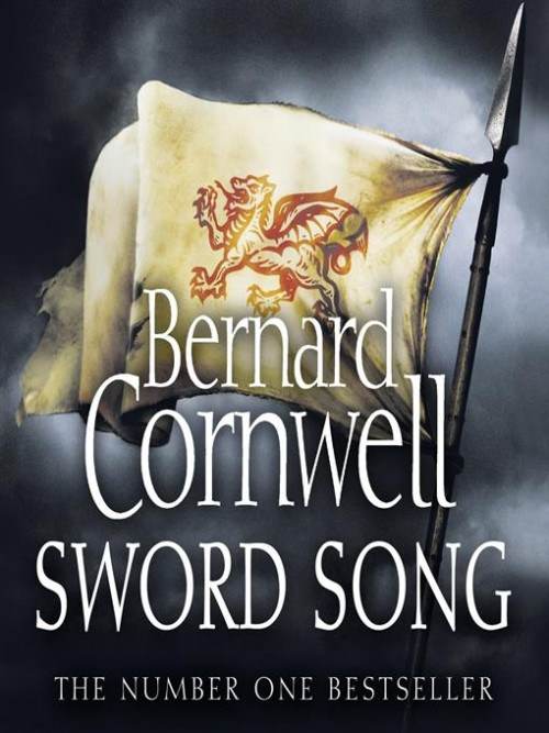 The Last Kingdom Book 4: Sword Song Cover