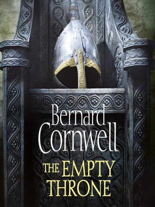 The Last Kingdom Book 8: The Empty Throne Cover