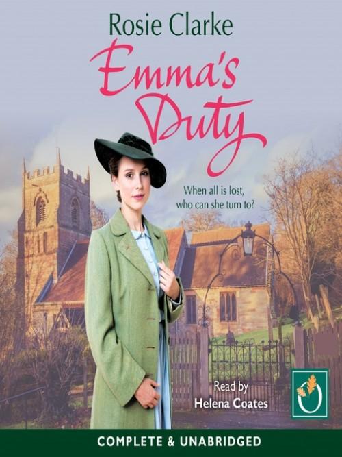 Emma Series Book 3: Emma's Duty Cover