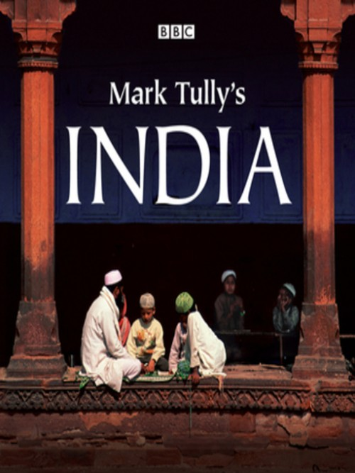 Mark Tully's India Cover