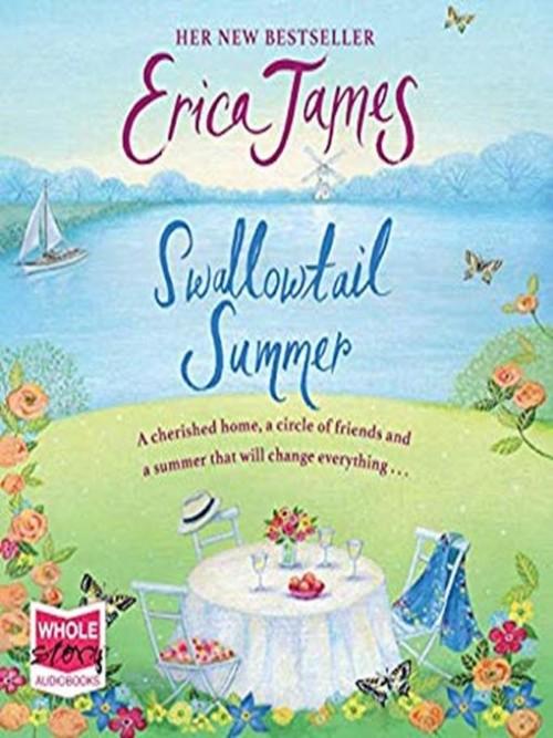 Swallowtail Summer Cover