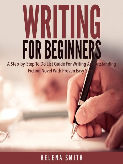 Writing For Beginners Cover