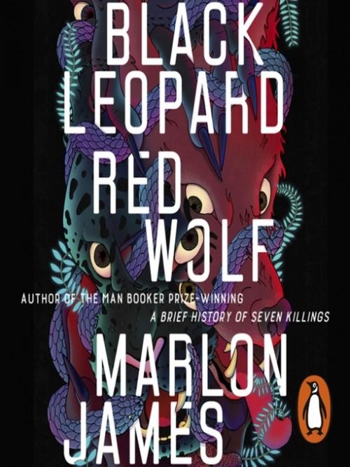 Dark Star Trilogy Book 1: Black Leopard, Red Wolf Cover