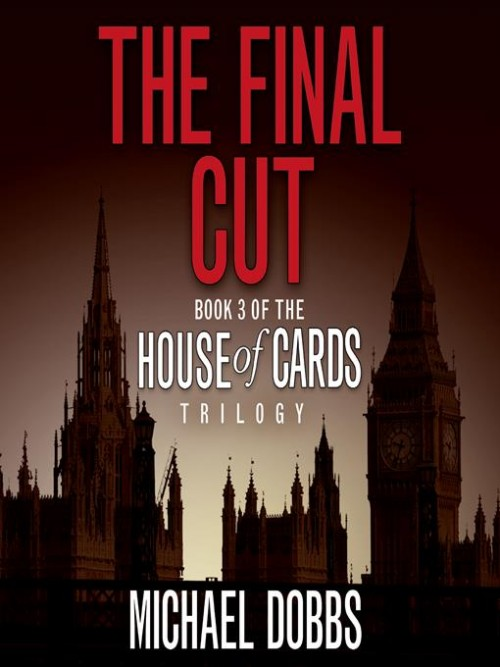 House of Cards Book 3: The Final Cut Cover