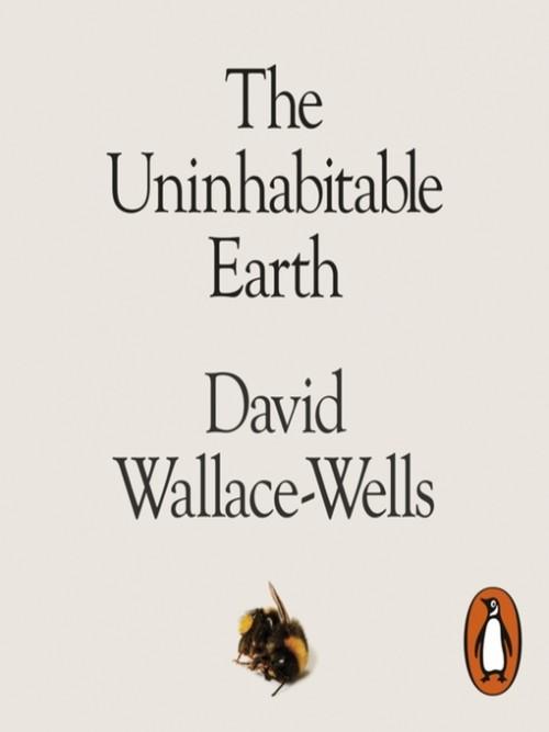 The Uninhabitable Earth Cover