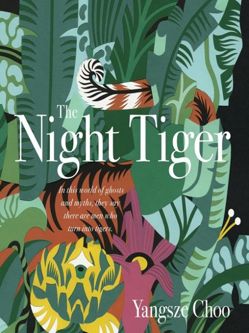 The Night Tiger Cover