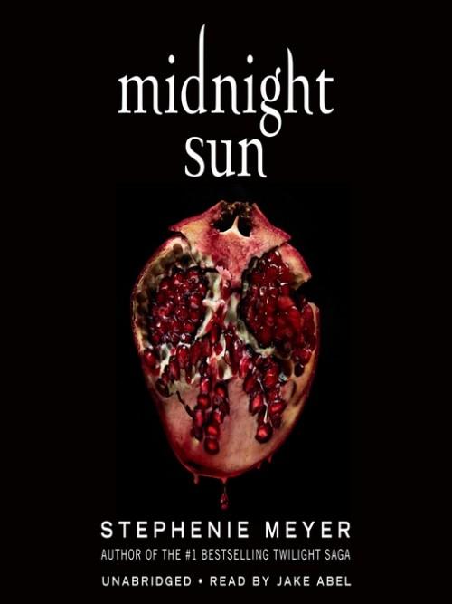 Twilight Saga: Midnight Sun Cover