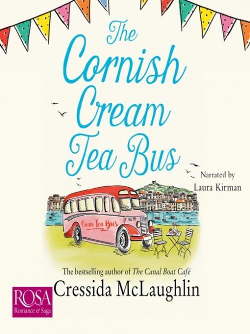 Cornish Cream Tea Series Book 1: The Cornish Cream Tea Bus Cover