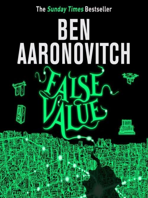 Rivers of London Book 8: False Value Cover