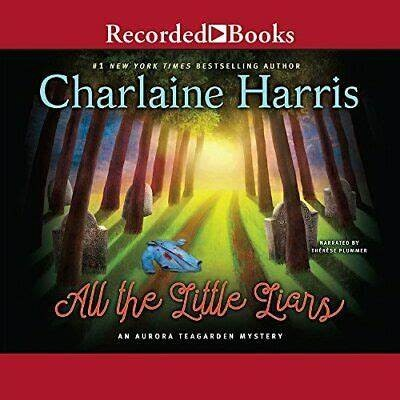Aurora Teagarden 9: All the Little Liars Cover