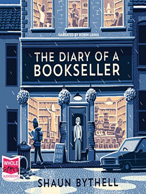 The Diary of a Bookseller Cover