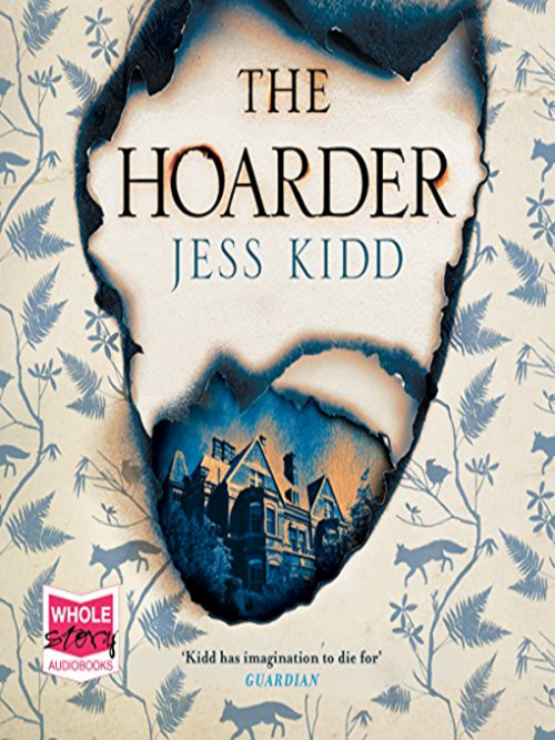 The Hoarder Cover