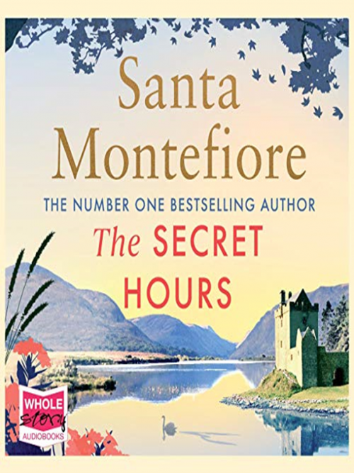 The Secret Hours Cover