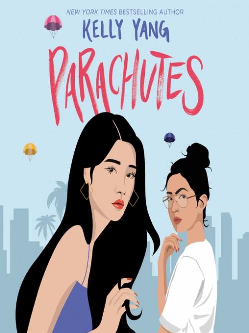 Parachutes Cover
