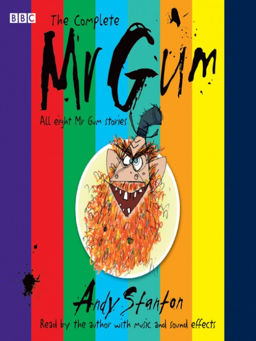 The Complete Mr Gum Cover