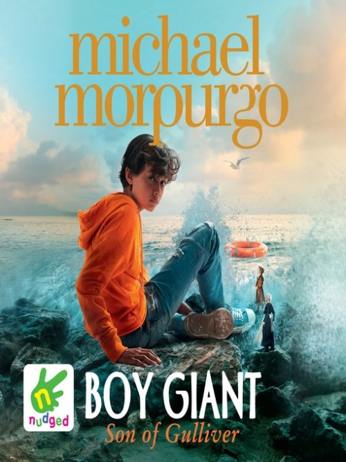 Boy Giant: Son of Gulliver Cover