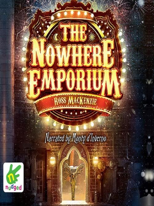 The Nowhere Emporium Cover
