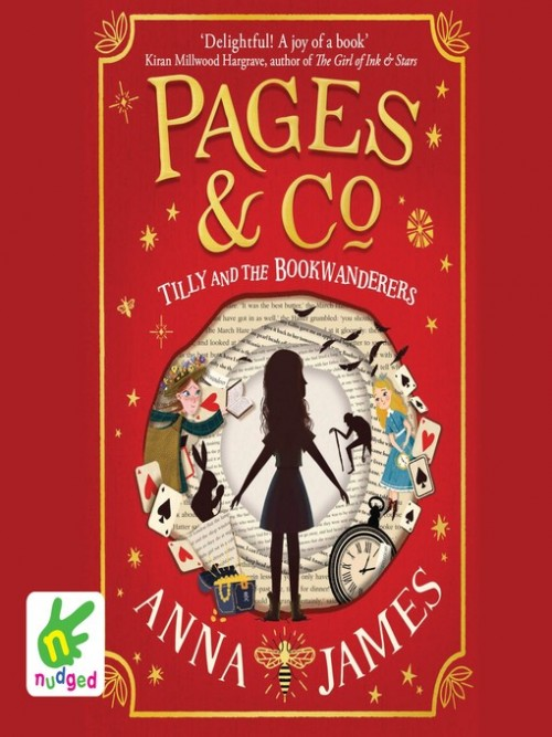 Pages & Co Book 1: Tilly and the Bookwanderers Cover