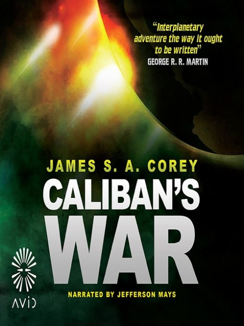 Caliban's War Cover